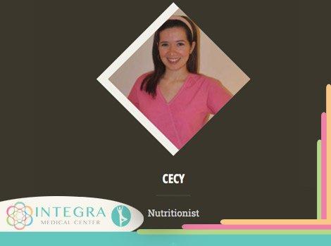 Cecy - Nutritionist - Integra Medical Center - Nuevo Progreso Mexico