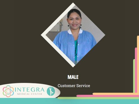 Male - Customer Service - Integra Medical Center - Nuevo Progreso Mexico
