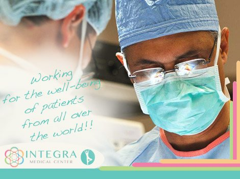 Working for the well-being of Patients - Integra Medical Center - Mexico