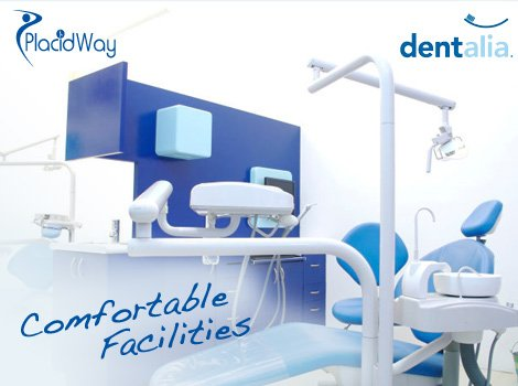 Comfortable Facilities for Dental Treatment Mexico