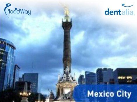 Dental Treatments in Mexico City, Mexico - Dentalia