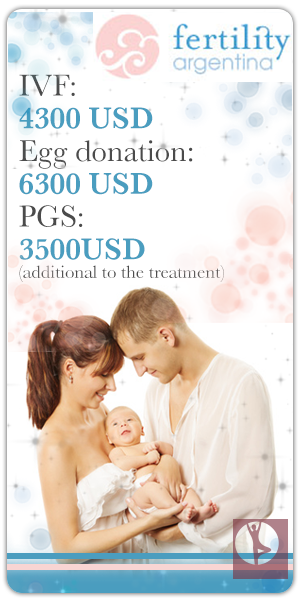 IVF - Egg donation - PGS in buenos Aires Argentina