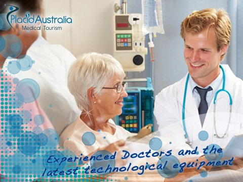 Qualified Doctors and latest technology Australia Medical Tourism