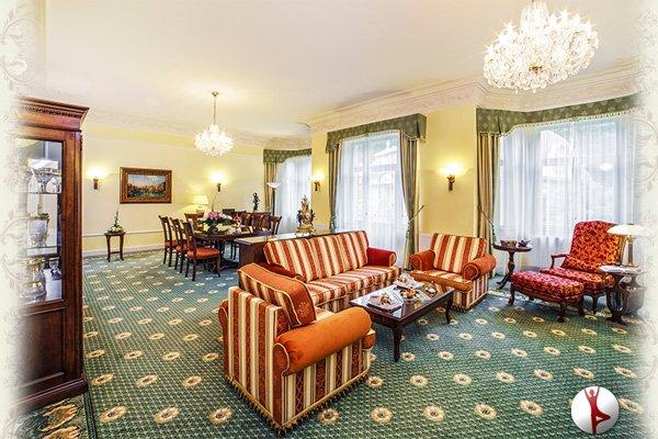 Carlsbad Top Hotel Suites Czech Republic