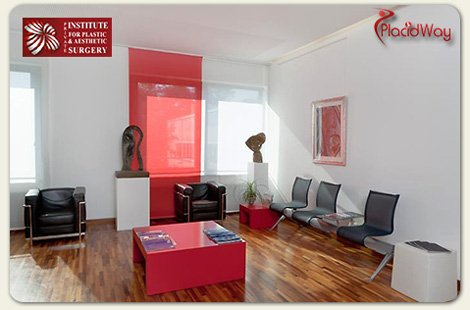 Waiting Room Image Aesthetic Surgery Clinic Germany