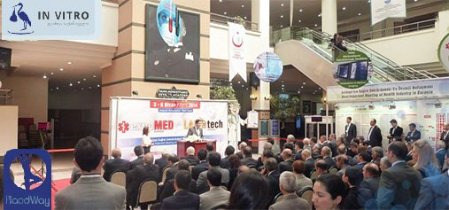 In Vitro Clinic International Medical Fairs Expomed and Labtech 2013