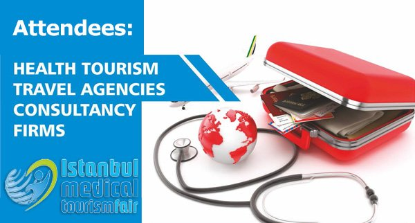IMF Health Tourism Fair Istanbul Turkey Atendees