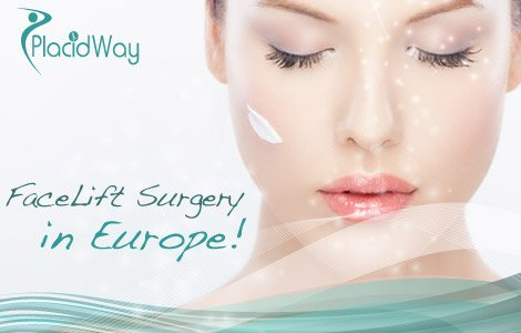 Facelift Surgery Packages in the Best European Medical Centers