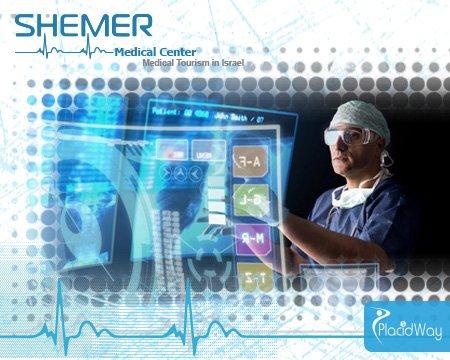 Shemer Medical Center in Haifa, Israel - Telehealth Video Conferencing