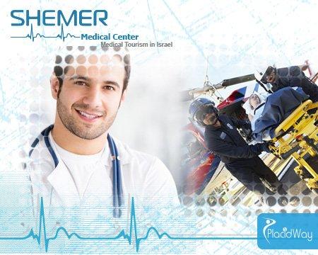 Shemer Medical Center, International Air Ambulance Service