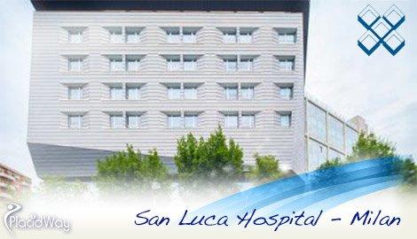 Top Hospital in Italy - San Luca Center