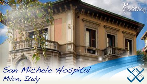 Top Treatment and research Center Italy Milan San Michele