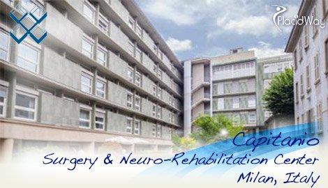 Capitanio Neuro Rehabilitation Center Milan Italy