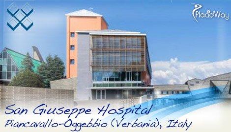 San Giuseppe Hospital Italy