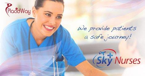 Safe Professional Medical and Non-Medical Escorts Sky Nurses