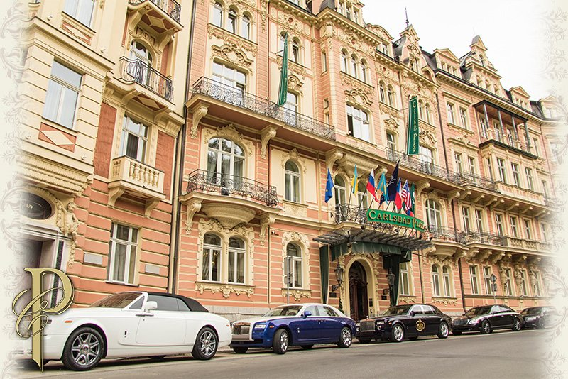 Carlsbad Plaza Hotel Czech Republic
