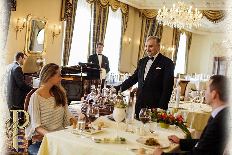 Luxury Restaurant Czech Republic - La Boheme