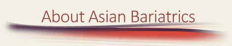 Asian Bariatrics details Ahmedabad India