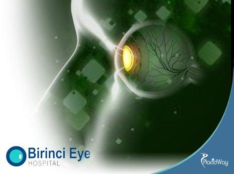 Ahmed Glaucoma Valve (AGV) - Eye Surgery - Turkey