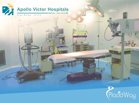 Complete Operating Rooms in Goa, India