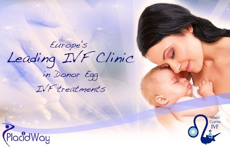 North Cyprus Leading IVF Clinic in Europe