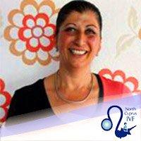 Angie Ali Patient Coordinator Cyprus IVF Nicosia