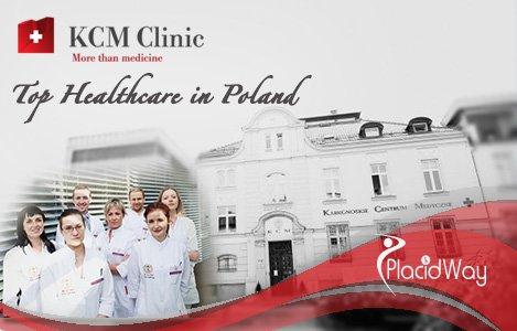 KCM Clinic, Jelenia Gora, Poland