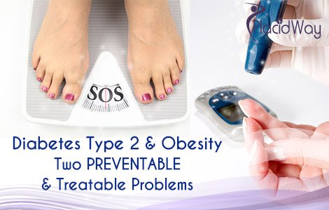 Diabetes Type 2 and Obesity Two Preventable Problems