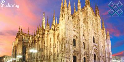 Instituto Auxologico Italiano Lombardy and Piedmont