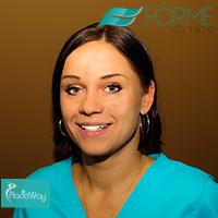 Jana Kucharczyková - head nurse Forme Clinic