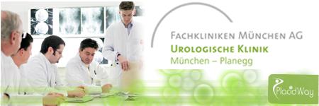 Urology Hospital Munich Planegg