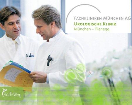 Urology Hospital Munich – Planegg is the first certified Prostate Cancer center in Munich