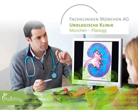 Diseases of the prostate - Kliniken Allianz Urology Hospital