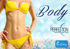 Perfection Makeover and Laser center, Body procedures