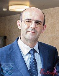Mario Colombo, Chief Executive of Auxologico Italian Institute