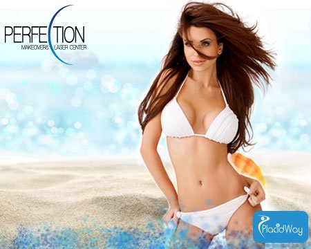 Perfection Makeover and Laser Center, Cosmetic surgery procedures