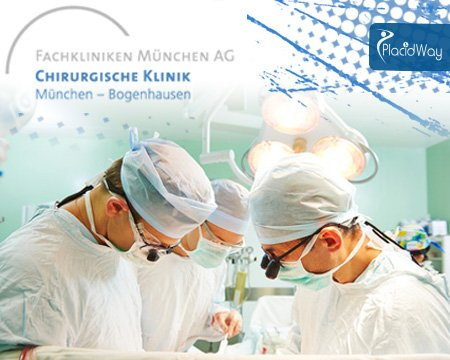 Surgery Clinic of Munich Bogenhausen in Munich, Germany