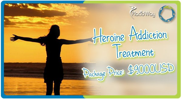 Heroine Addiction Treatment Mexico Package Price
