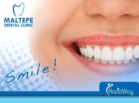 Get a Beautiful Smile - Cosmetic Dentistry - Dental Treatment Turkey