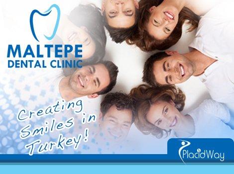 Maltepe Dental Clinic Creating Smiles in Turkey