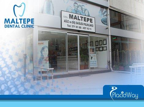 Maltepe Clinic - Excellent Dental Facilities - Istanbul Turkey