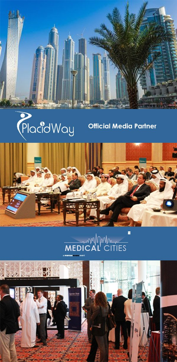 Medical Cities Conference Dubai UAE