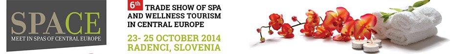 Spa Ce Wellness and Spa Trade Show Slovenia October 2014