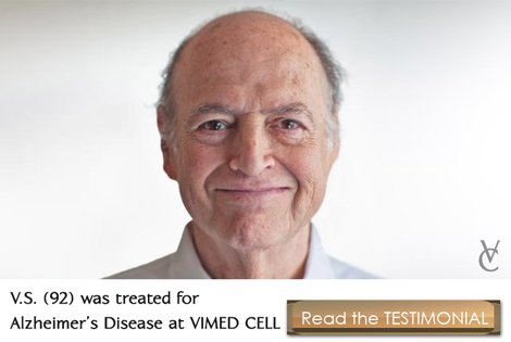 alzheimer treatment with regenerative cells in germany testimonial
