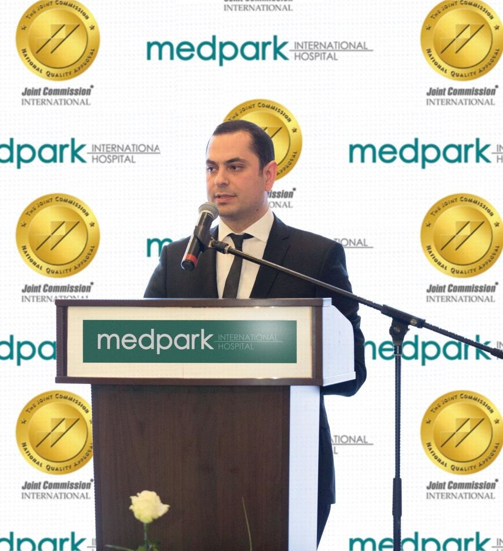 Sinan Bora, the President of the Administration Council of Medpark
