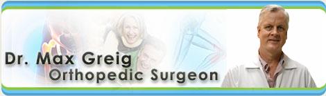 Dr. Max Greig Orthopedic Surgeon Mexico