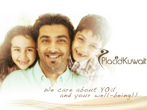 Placid Kuwait Cares about YOU and your Well being!