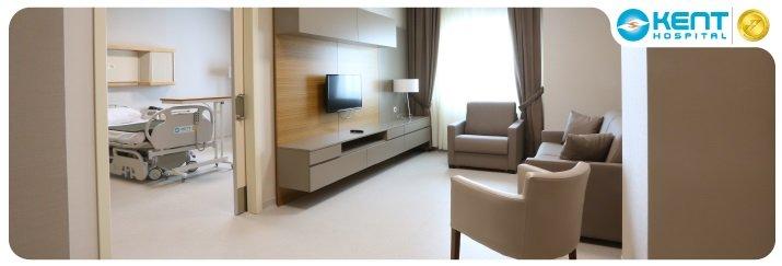 Outstanding Facilities - Kent Hospital - Izmir Turkey