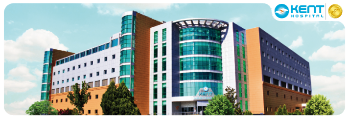 High quality medical care in Kent Hospital - Turkey