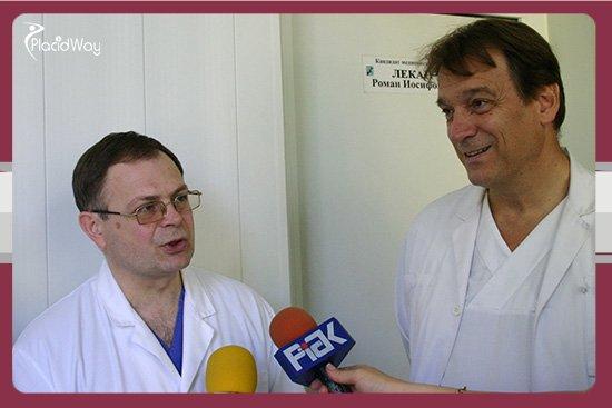 Univ. Doz. Dr. med. Georg S. Kobini